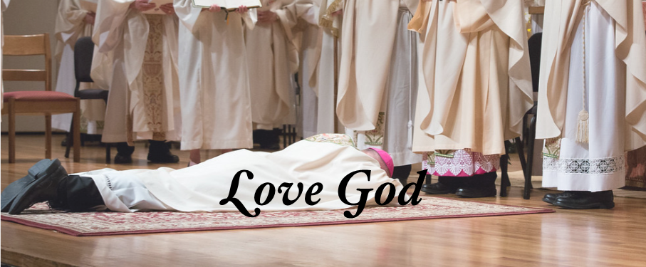 Love God Photo June 2017