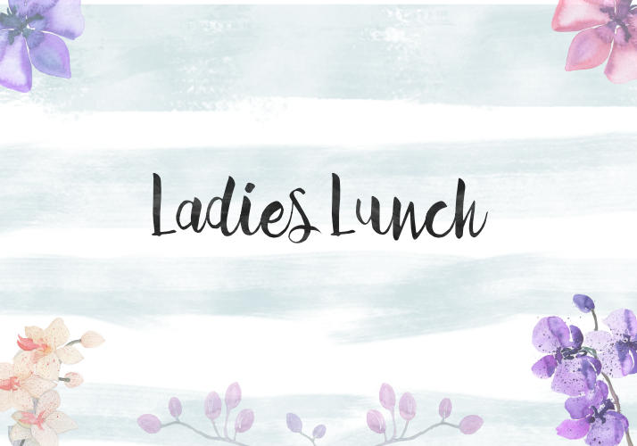 OLM Ladies Lunch | Our Lady of the Mountains
